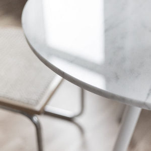 Oslo Marble Dining Table