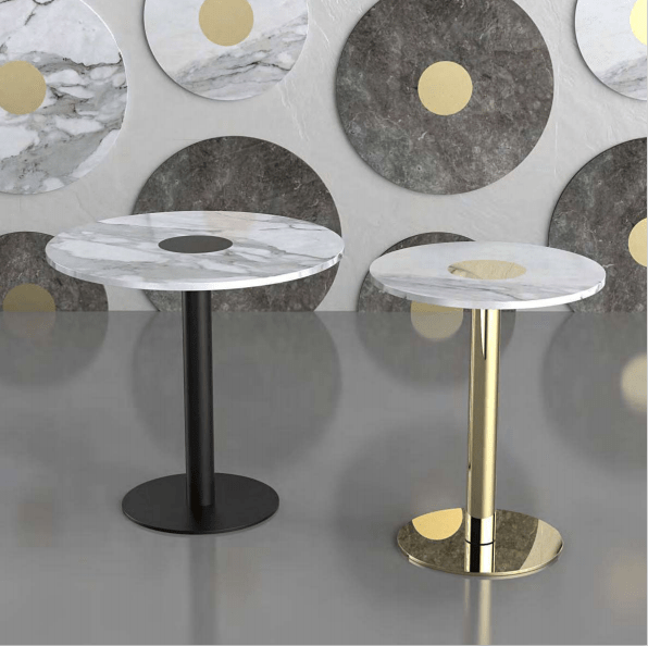 Coccaro Marble Lounge Table - Luxury Marble Furniture