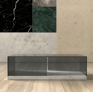 Adria Marble Console Table - Luxury Marble Furniture