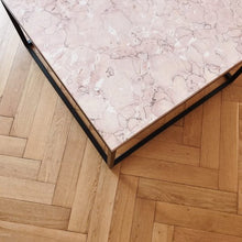 Rosa Maxi Marble Coffee Table