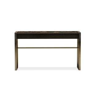 Sutter Marble Console Table