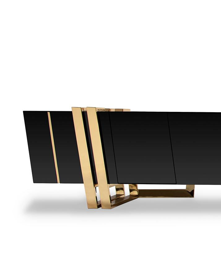 Apotheosis Marble TV Cabinet - Luxury Marble Furniture