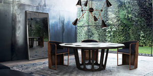 Northup Marble Dining Table