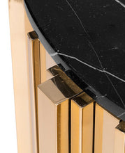 Empire Small Marble Side Table - Luxury Marble Furniture