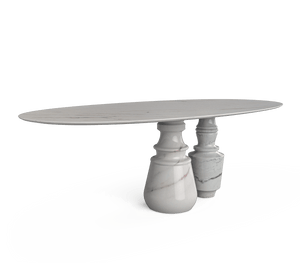 Pietra Marble Dining Table