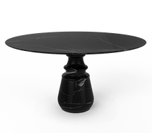 Pietra Round Marble Dining Table