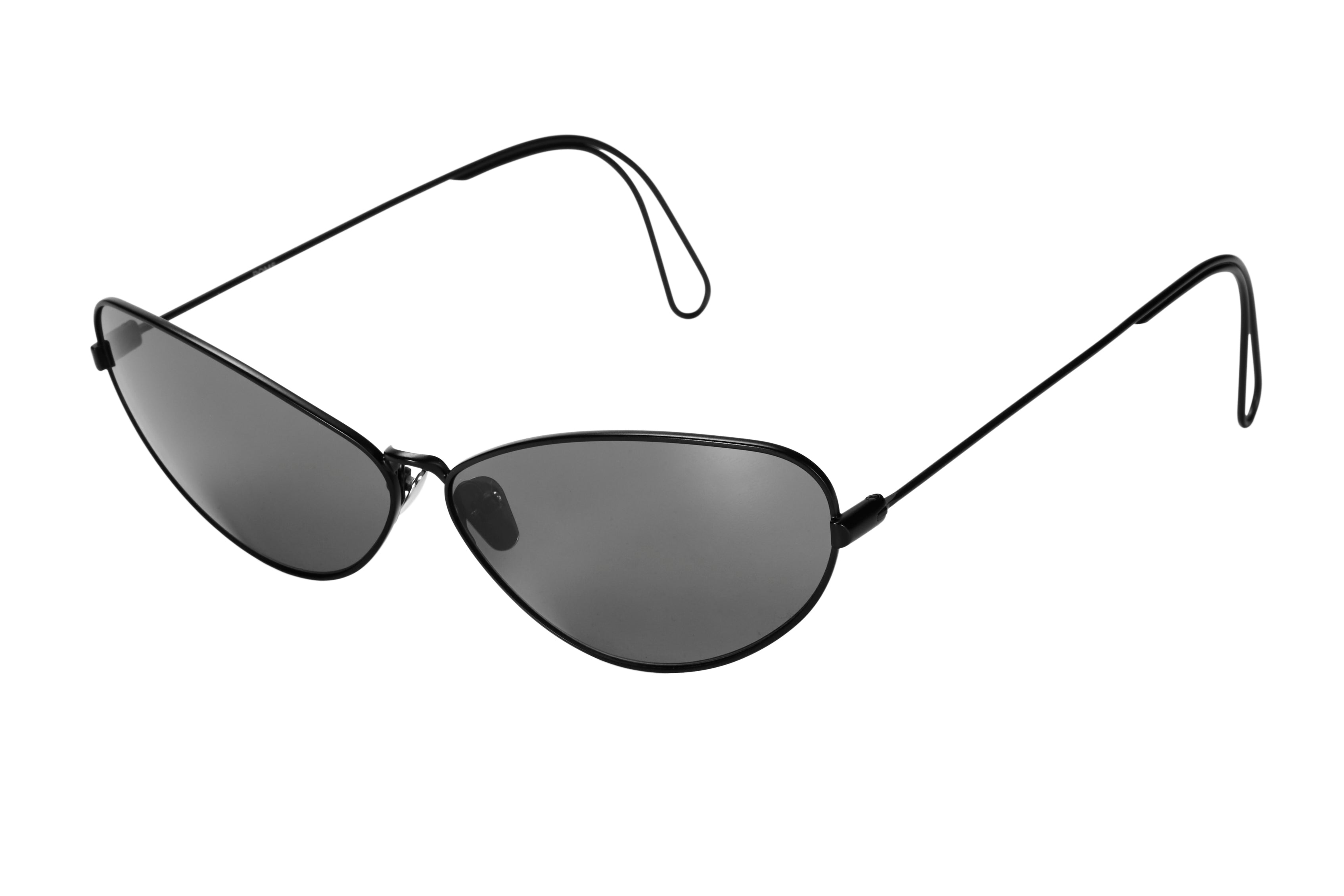 Ello Black & Black Sunglasses
