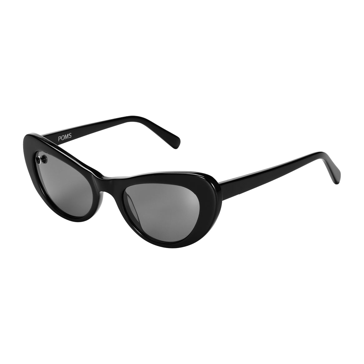 Nuovo Black & Black Sunglasses