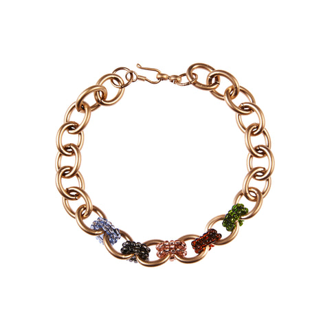 Grosso Beaded Choker