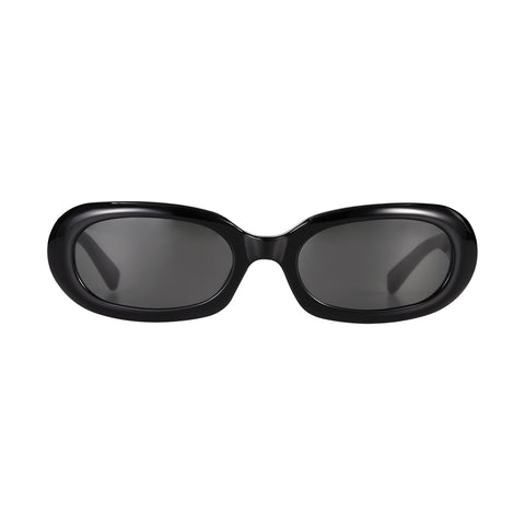 Retta Black Sunglasses With Beaded Sleeve for 'So Major'