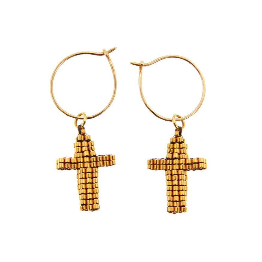 Heaven Hoops - Gold