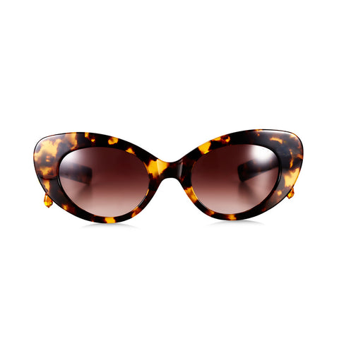 Gatto Poms x Pared Tortoishell & Brown Frames