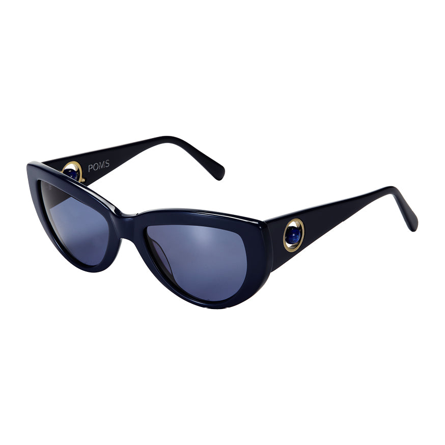 Gemma Navy & Navy Sunglasses