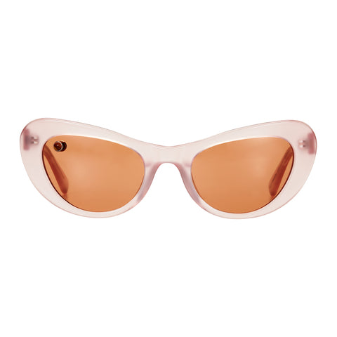 Nuovo Pink & Tan Sunglasses