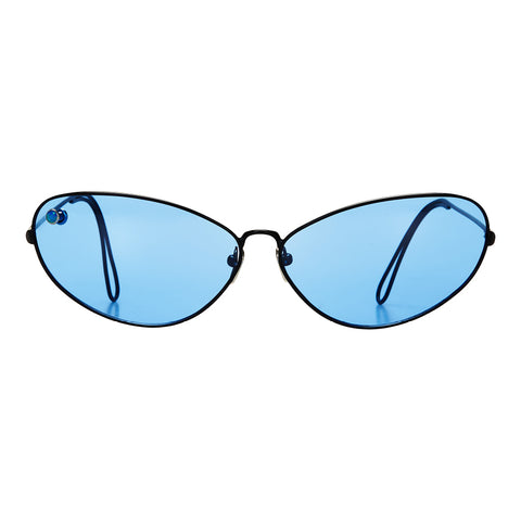 Ello Black & Blue Sunglasses