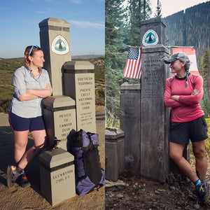 Keto before and after backpacking