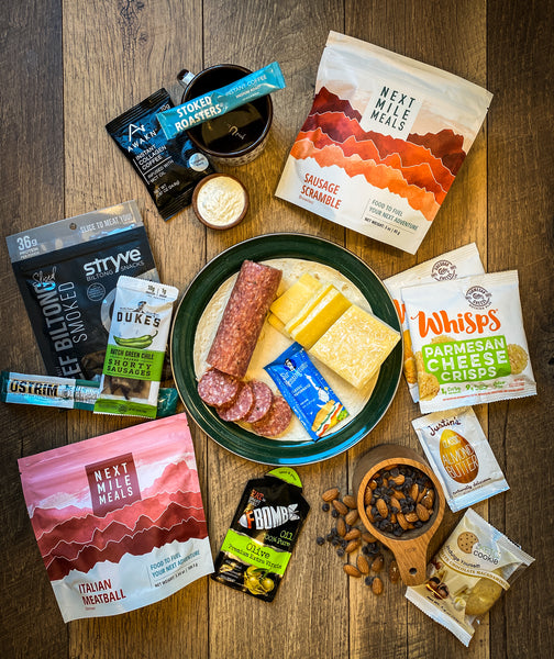 The Best Keto Backpacking Foods Next Mile Meals