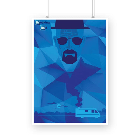 Breaking Bad, RV Poster