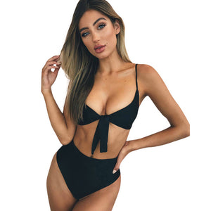Brazilian High Waist Swimwear