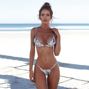 Enchanting Bikini Set (Push-Up)