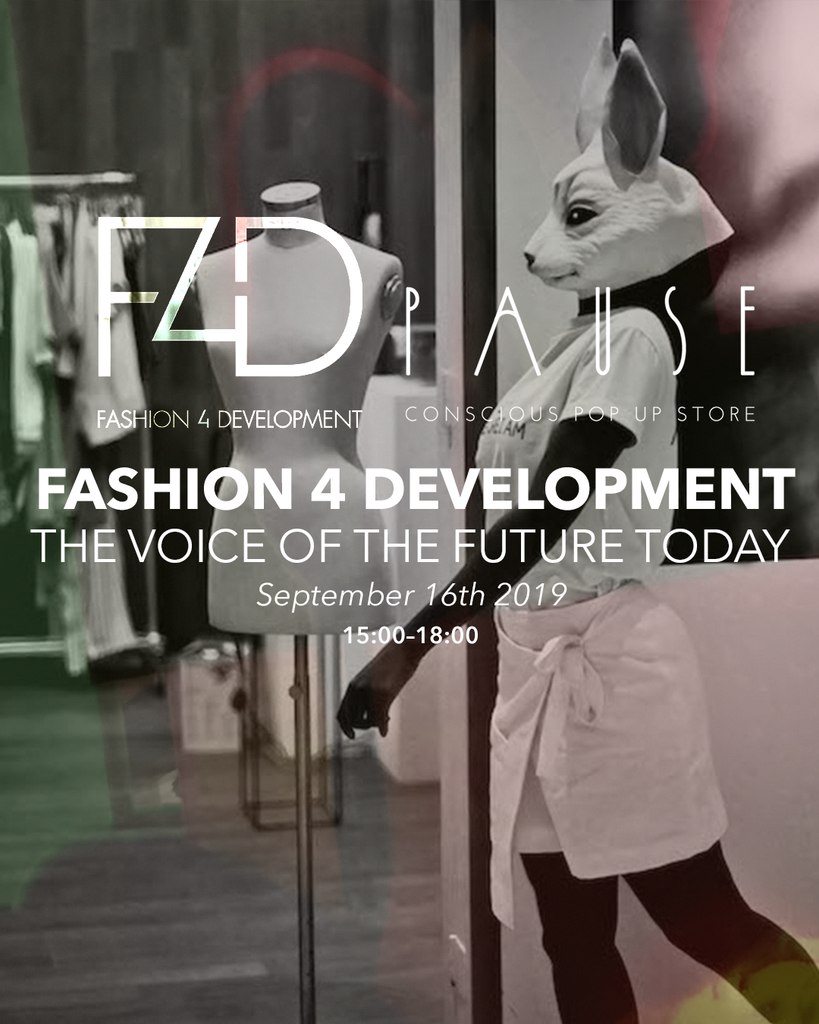 FASHION 4 DEVELOPMENT SOLUTIONS  #THEWAYFORWARD