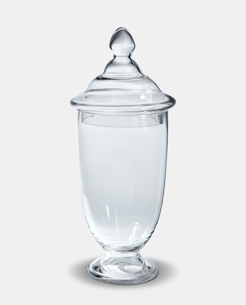 Clear Glass No60 Apothecary Jar