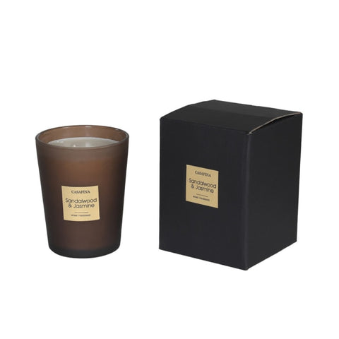 Sandalwood & Jasmine Candle