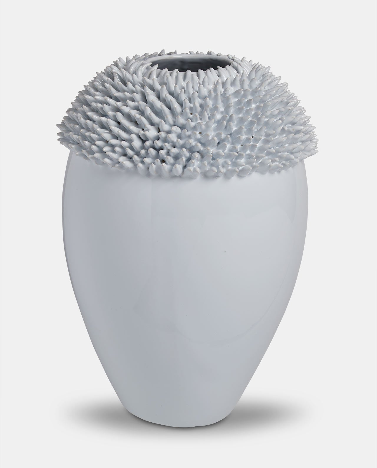 White Decorative Vase
