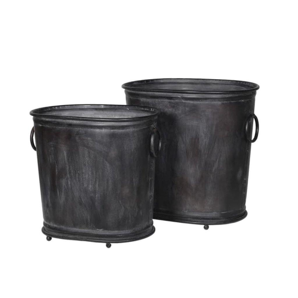 Bucket Planter /  Large