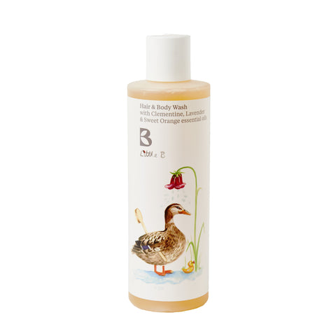 LITTLE B HAIR & BODY WASH