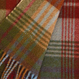 Ancient Tartan Lambswool Throw