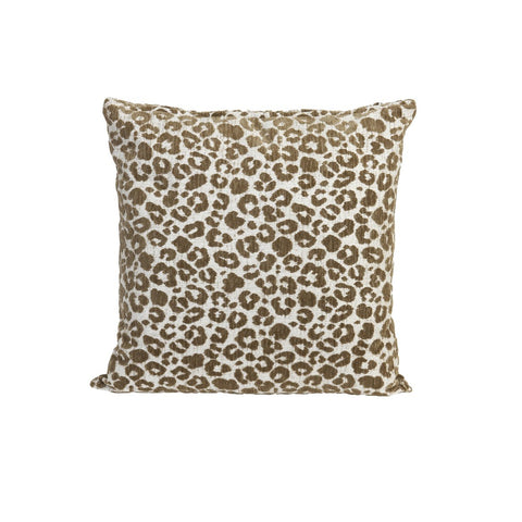 Macan Green Cushion 45x45
