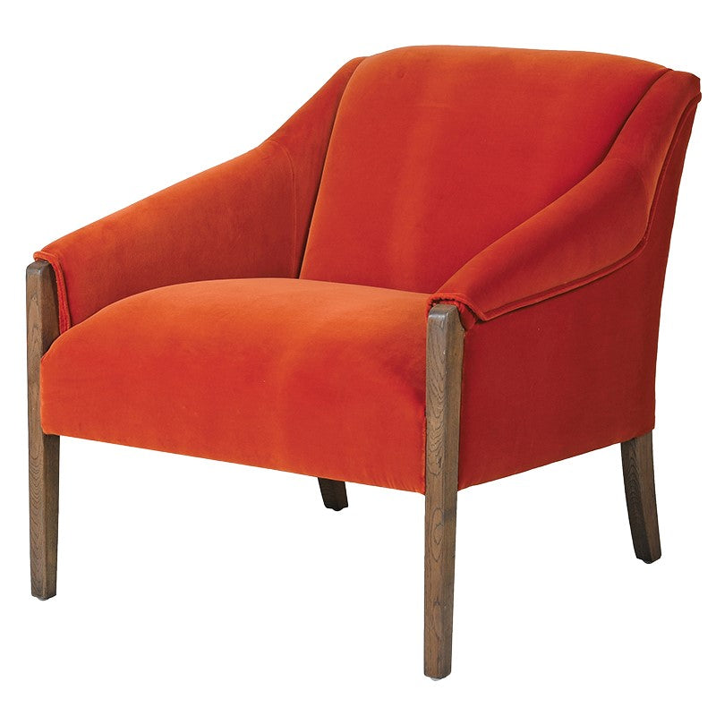 Kamila Tangerine Chair