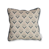 Elizabeth Stanhope / Dotty Blue Cushion