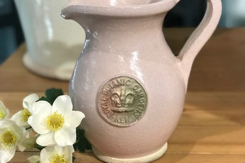 Kew Jug Powder Pink