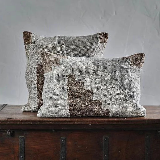Harti Block Design Cushion Cover