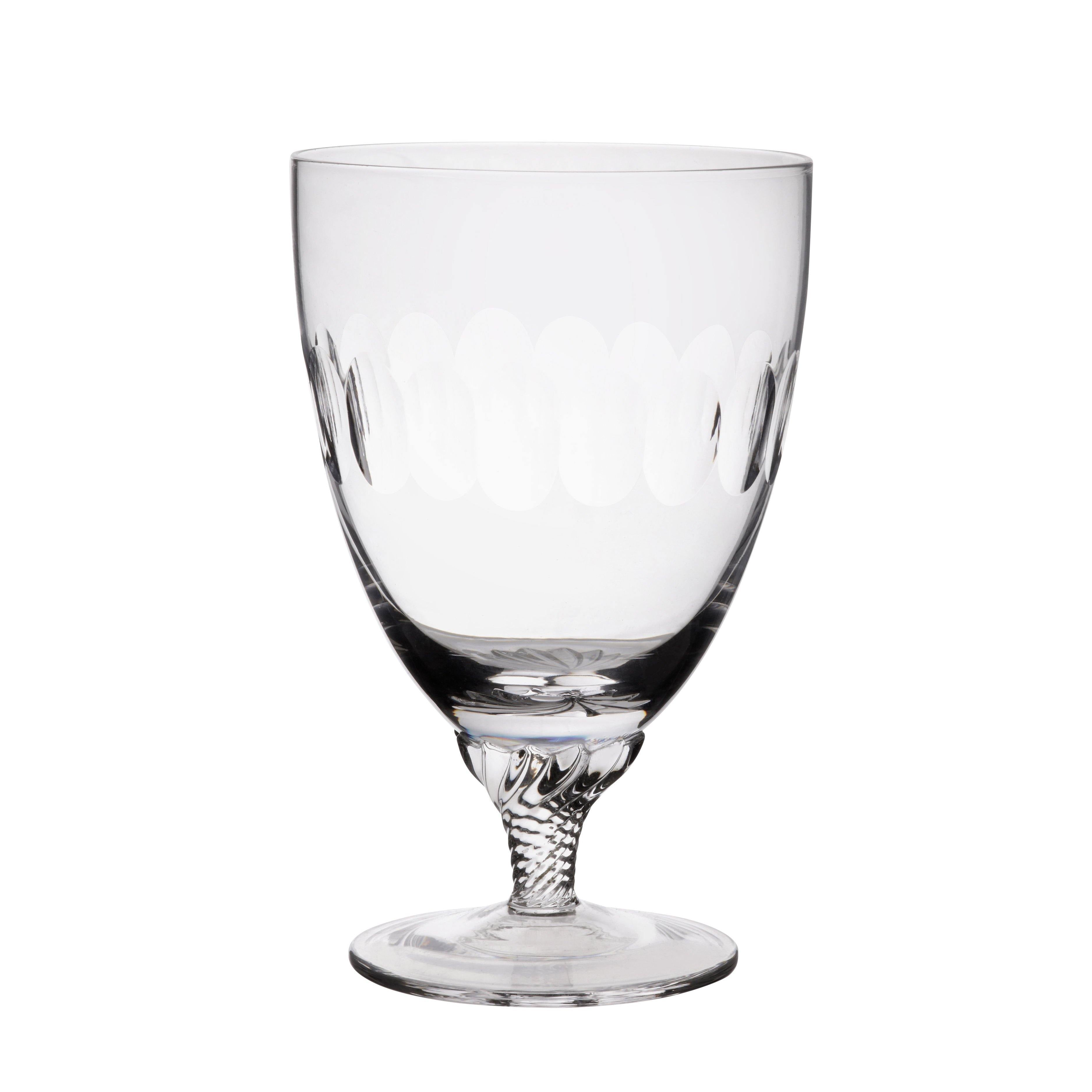 Bistro Glasses with Lens  - Set of 6