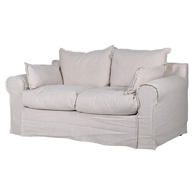 Loose Cover 2 Seater Sofa