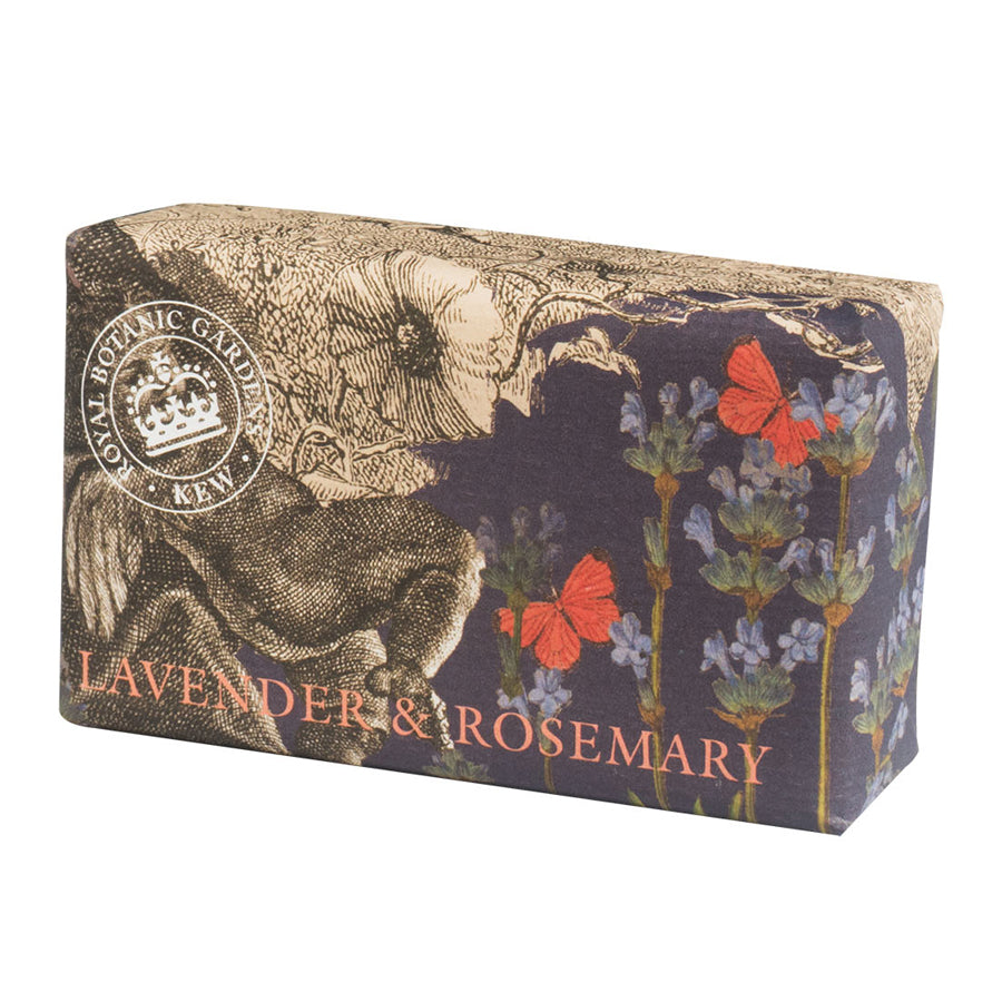 Lavender and Rosemary  Kew Gardens Botanical Soap