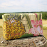 Pineapple & Pink Lotus  Kew Gardens Botanical Soap
