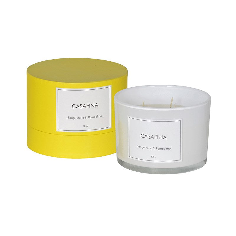 Casafina Blood Orange & Grapefruit Candle