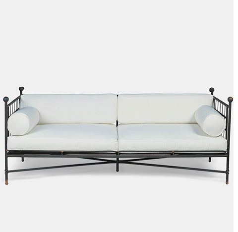 Loire 200x83x77cm Two Seat Sofa