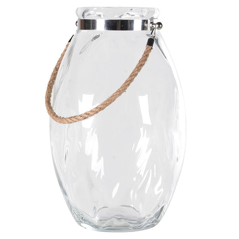 Medium Hurricane Jar with Rope
