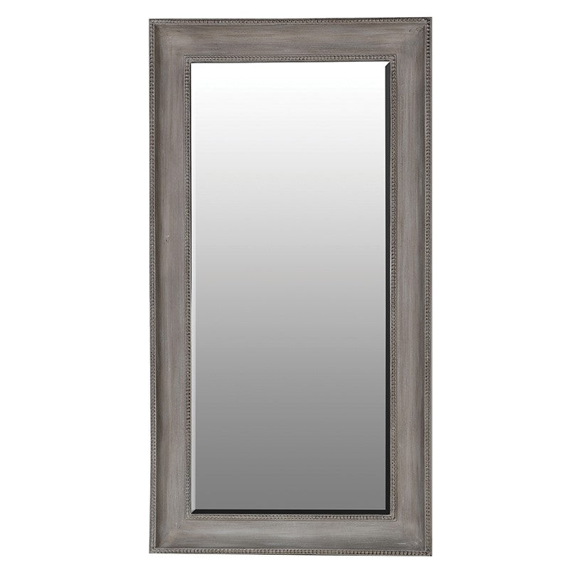 Large Bobble Frame Mirror