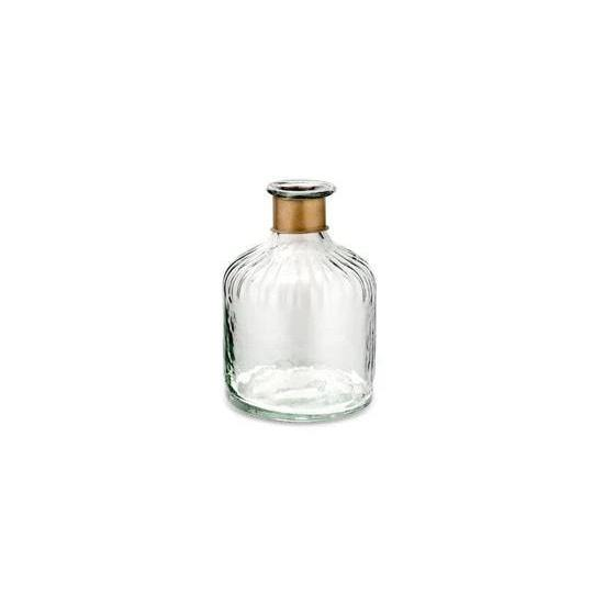 Chara Hammered Bottle -  Small