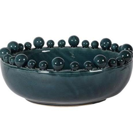 Bobble Bowl  - Teal
