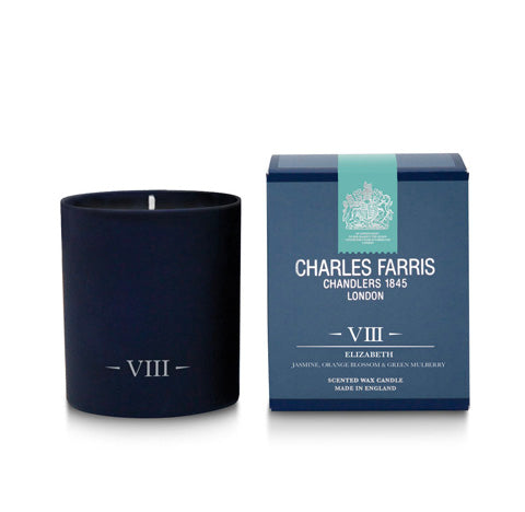 Elizabeth Scented Candle | Orange Blossom, Jasmine & Mulberry