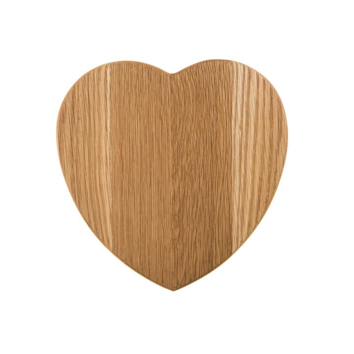 Heart Chopping Board - Large