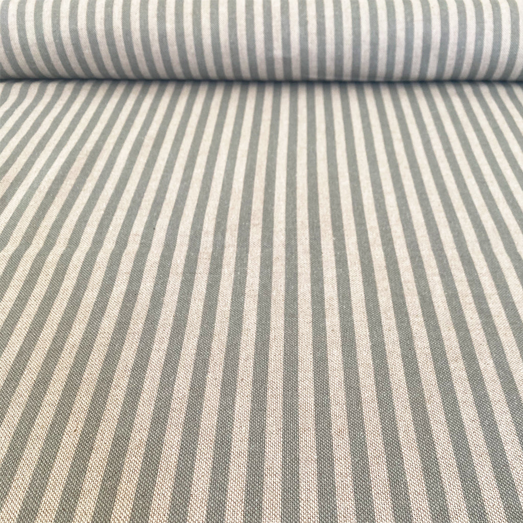 Claremont Stripe / Duck Egg