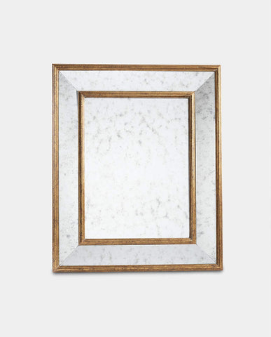 Gold Framed Mirror 57x47